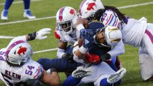 Chargers second-guessed following 27-17 loss to Bills
