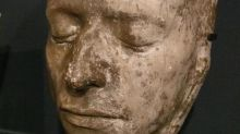 Writ in water, preserved in plaster: how Keats' death mask became a collector's item