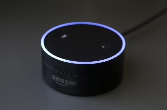 Amazon's Alexa may soon butt into your conversations