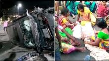 Patna: 3 children die after SUV runs over them while they were sleeping on footpath