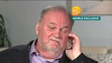 Thomas Markle in first TV interview