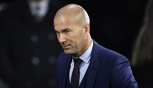 """Primera Division: """"Bombe"""" von Zidane: """"Nicht sicher, dass ich bleibe"""""""