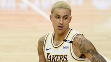 Lakers' Kyle Kuzma Out vs. Suns with Back Injury Described as Tightness