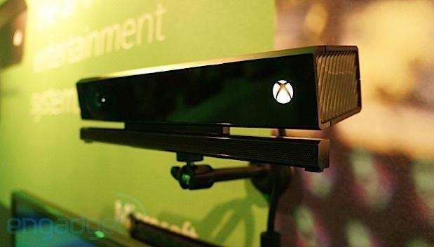 Let's take a deeper look at Xbox One's next-gen Kinect (video)