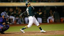 With Coliseum naming rights deal still in play, Peninsula company lands on A's sponsor roster