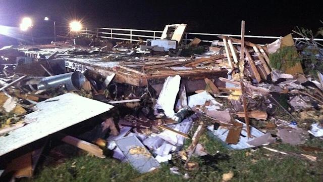 Some lost everything to North Texas tornadoes