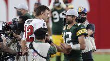 Historic quarterback play headlines NFL Championship Sunday