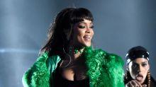 Rihanna's Technicolor Dreamcoats