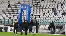 Juventus-Napoli, Mastrandrea salva il campionato. Ma siamo solo al primo tempo...