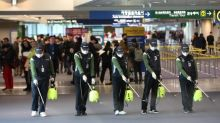 Coronavirus: Heathrow airport creates separate arrival area for passengers arriving from Wuhan