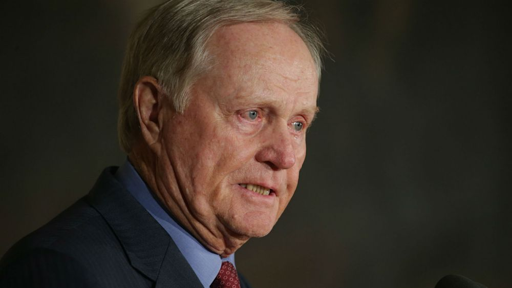 Jack Nicklaus shares his original letter about turning professional