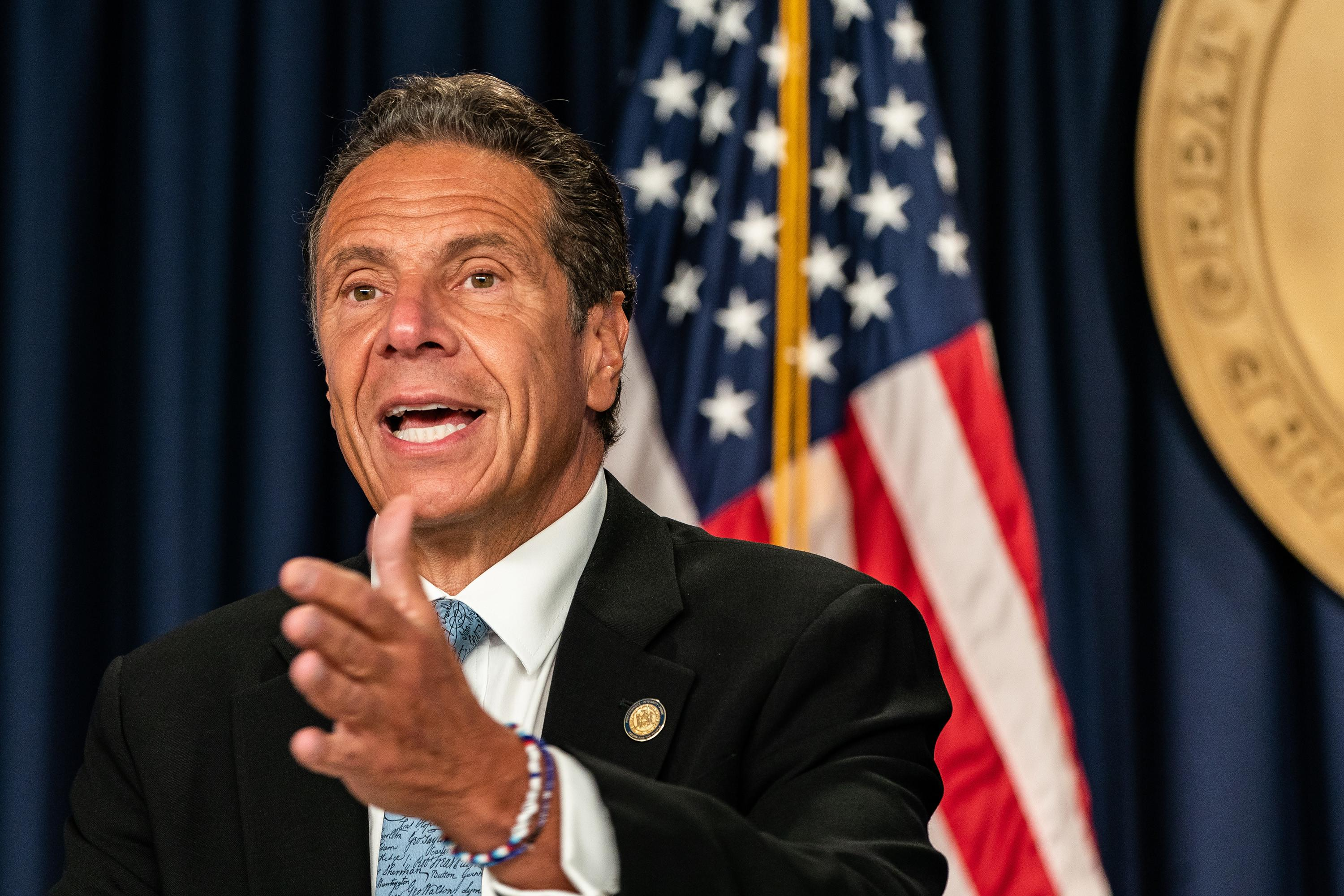 'Phased reopening continues to work': Cuomo says New York hit record low COVID-19 positivity rate in latest testing