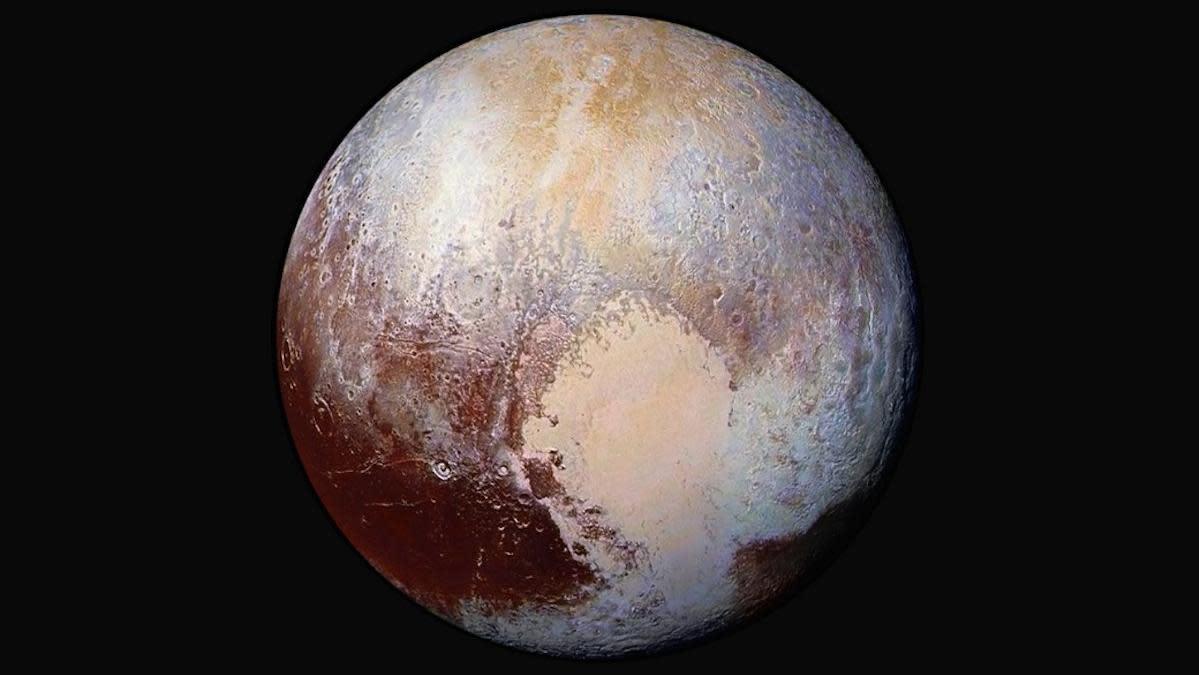 Há 12 anos, Plutão deixou de ser considerado um planeta no Sistema Solar