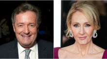 JK Rowling flawlessly trolls Piers Morgan over kind article he wrote about her