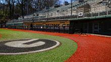 Diamond Dogs Battle Tech Tuesday At Foley Field