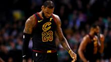 LeBron James falls short of 30K milestone in disastrous 148-124 Cavs loss to Thunder