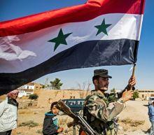 Regime returns to northeast Syria to halt Turkey assault on Kurds