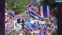 Thai Tensions Rise, Economy Uncertain As Power Struggle Intensifies