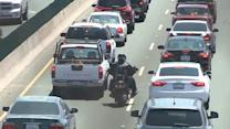 "California could be first state to legalize ""lane splitting"""
