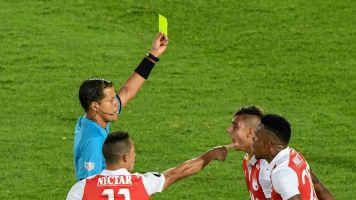 Quién es Víctor Carrillo, el árbitro de River - Cerro Porteño en la Copa Libertadores 2019