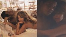 Beyonce and Jay-Z Share Intimate Pictures