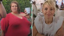 Mother who 'ate for nine' loses 16 stone with the help of gastric band