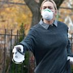 Kate Winslet warned friends against watching 'Contagion' during the pandemic
