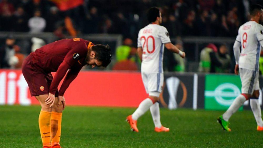 Roma-Olympique Lione 2-1: Il goal di Diakhaby è un peccato capitale