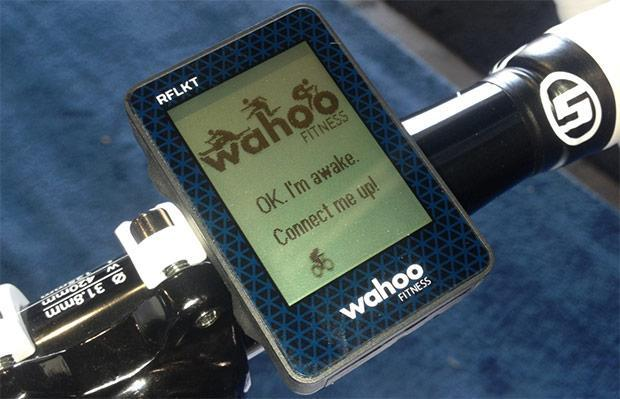 Wahoo Fitness introduces RFLKT: an iPhone-powered bike computer that lets handsets stay in pockets