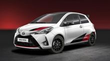 Toyota rallies into the hot hatch market