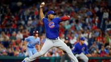 AP source: Cubs agree to minor league deal with Pedro Strop