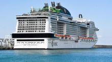 Italian cruise ships to sail again in high-stakes gamble