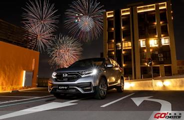 Honda CR-V榮獲2月中型休旅霸主冠軍 穩坐SUV第一領導品牌