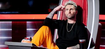Adam Levine abruptly leaves 'The Voice'