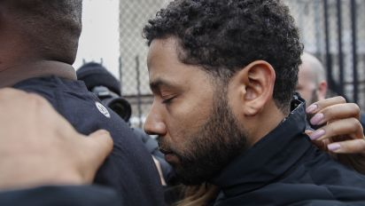 Actor axed from Empire after 'race attack hoax'