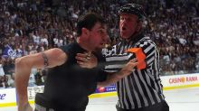 Report: Former NHL enforcer Matthew Barnaby arrested for allegedly choking bouncer