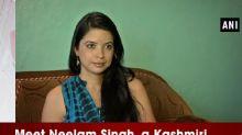 Meet Neelam Singh, a Kashmiri actress making big in television
