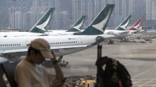 Airline bows to China, vows to discipline any employees protesting in Hong Kong