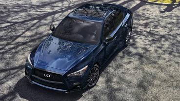 159 萬坐擁 300 匹馬力!小改款 Infiniti Q50 300GT 三車型正式上市