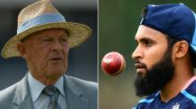 England legend Boycott: Adil Rashid 'a spoilt brat' who 'won't be remembered' for Test performances