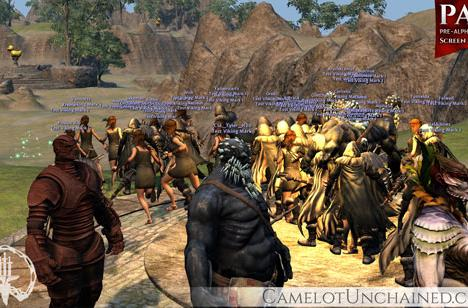 PAX South 2015: Camelot Unchained's proactive approach to community management