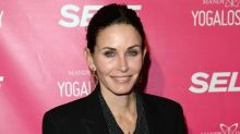 Courteney Cox 'breaks her wrist on holiday in Cancun'