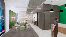 Fortune 500 firm signs lease at revamped Charlotte Avenue complex