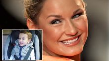 Sam Faiers criticised over son's 'dangerous' seat straps, igniting car safety debate among parents