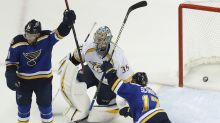 Vladimir Tarasenko's two goals help Blues even series vs. Predators