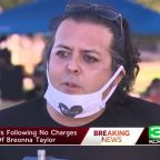 Sacramento community activists react to no charges in in Breonna Taylor's killing