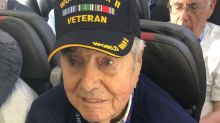 World War II Vet Dies on Flight Home After 'Amazing Weekend' Organized to Honor Him for His Service