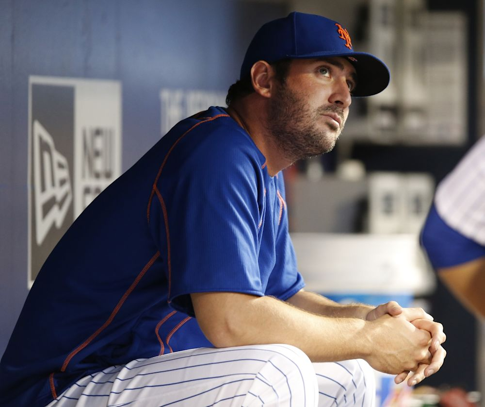 The Matt Harvey saga proves he's not as untouchable as Derek Jeter. (AP)