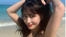 韓國女團TWICE成員MOMO社交網站發近照