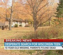 13-year-old girl missing after parents found dead